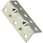 National Catalog V113 Series 2-1/2 In. x 3/4 In. Zinc Corner Brace (4-Count) Image 1