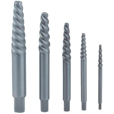 Irwin 5-Piece Screw Extractor Set