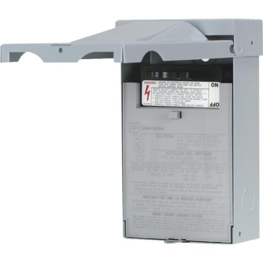 Eaton 30A 120/240V Fused Air Conditioner Disconnect