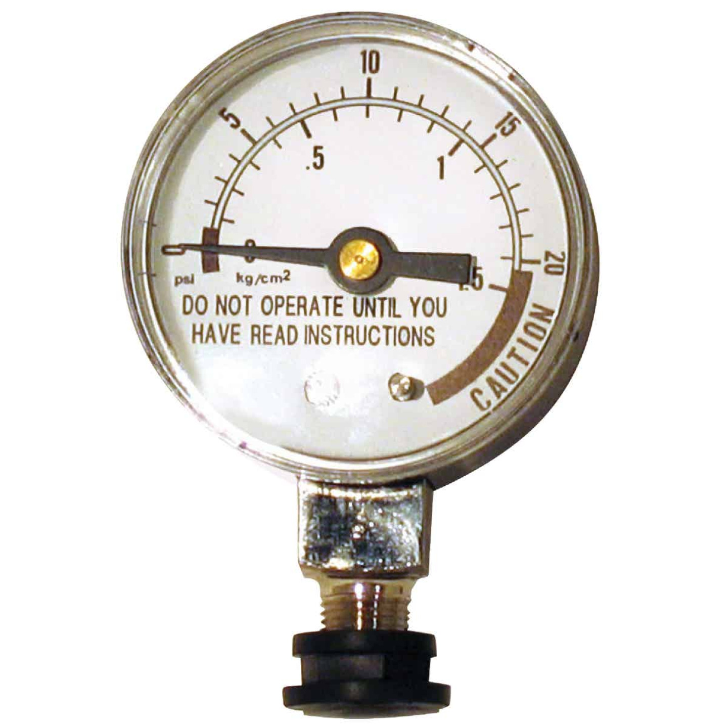 Presto Steam Pressure Gauge with Adapter Image 1
