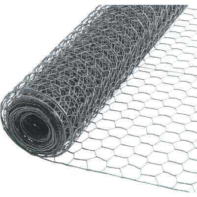 Do it 1 In. x 12 In. H. x 150 Ft. L. Hexagonal Wire Poultry Netting