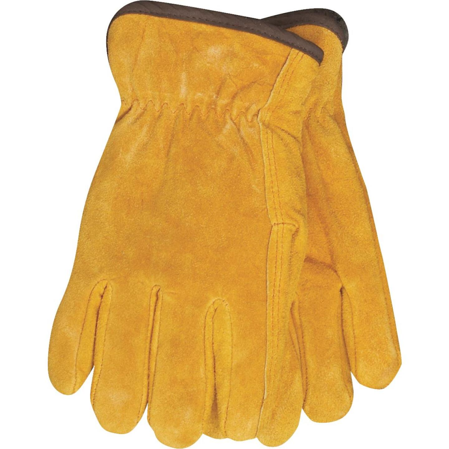 Do it Men's XL Lined Leather Winter Work Glove Image 5