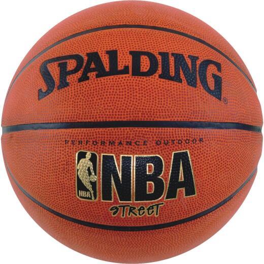 Spalding Outdoor NBA Street Basketball, Official Size